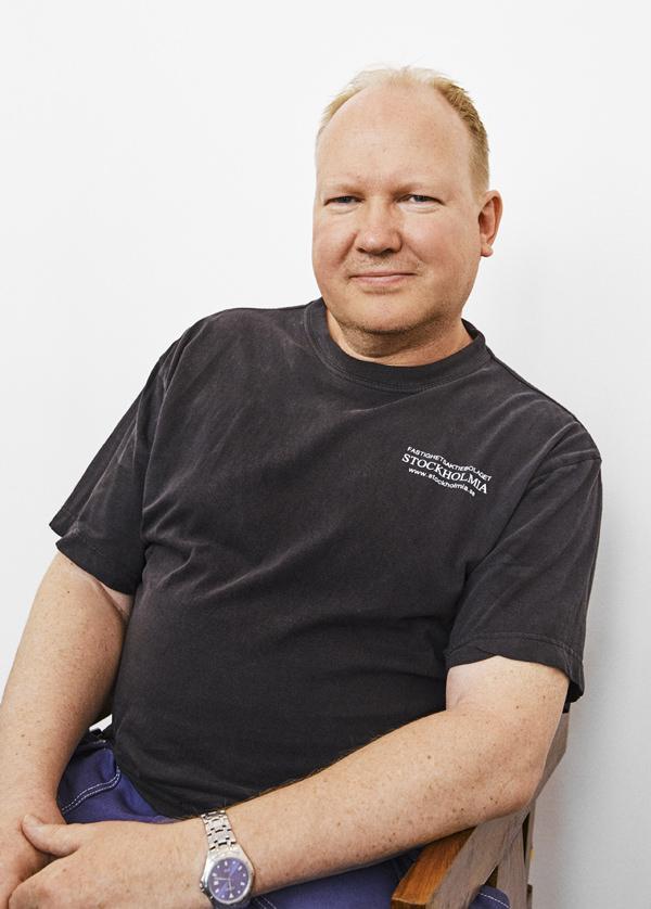 Stockholmias medarbetare , Göran Wiberg.