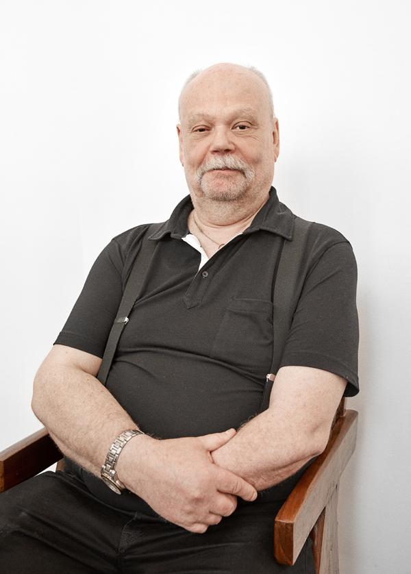 Stockholmias medarbetare, Tomas Söderberg.