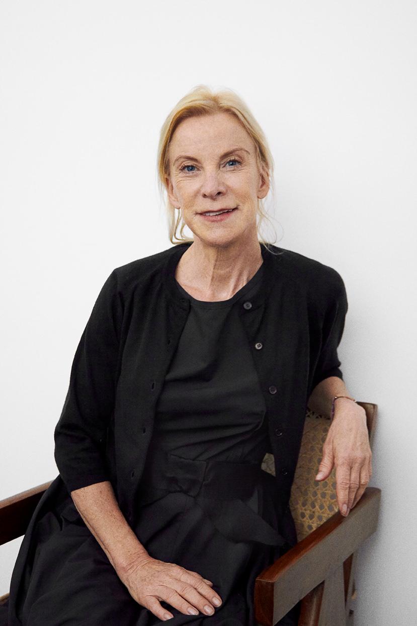 Stockholmias medarbetare , Madeleine Rosengren.