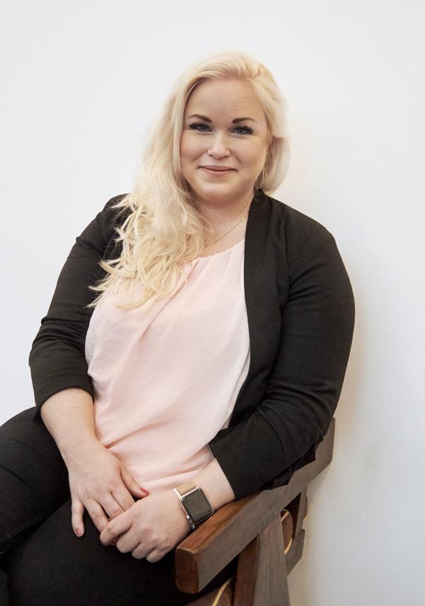 Stockholmias medarbetare, Lena Vanderberg